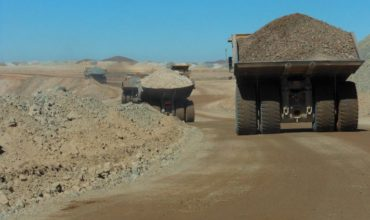 Solución automatizada para evaluar la condición de los caminos mineros