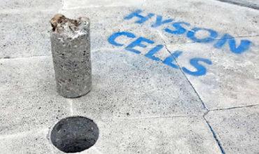 Pavimentos Hyson-Cells: Una nueva Alternativa de pavimentación para zonas con tráfico de alto tonelaje.